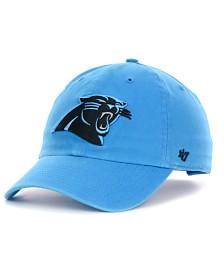 '47 Brand Carolina Panthers Clean Up Cap