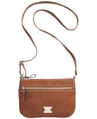 Image of Style & Co Passport Crossbody, only at Macy's