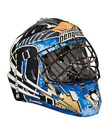 Franklin Pittsburgh Penguins NHL Team Mini Goalie Mask