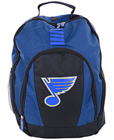 Forever Collectibles St. Louis Blues Prime Time Backpack