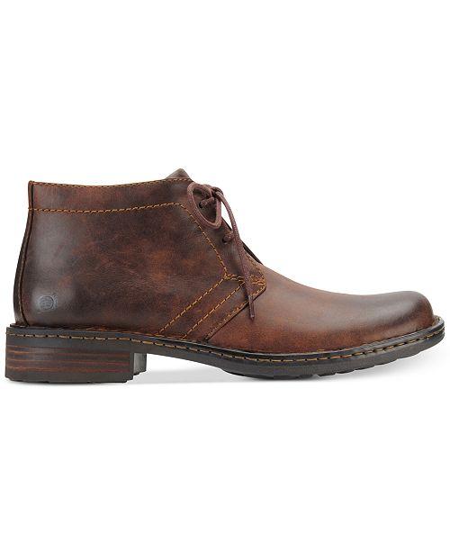 7ef54c6e5 Born Harrison Casual Plain Toe Boots & Reviews - All Men's Shoes ...