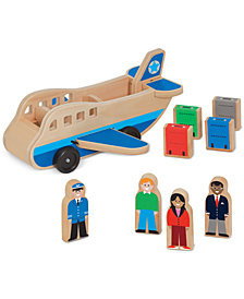 Melissa and Doug Kids' Airplane Toy Set