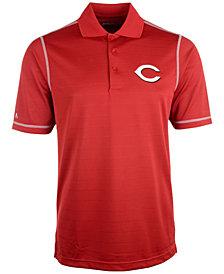 Antigua Men's Cincinnati Reds Icon Polo
