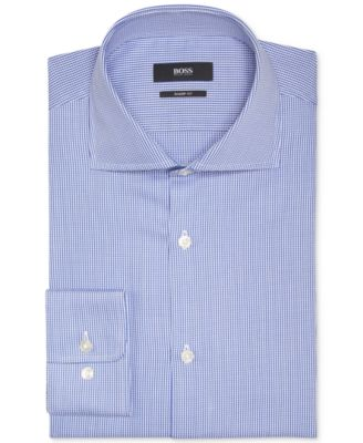 Hugo boss dress shirts cheap