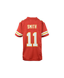 Nike Kids' Alex Smith Kansas City Chiefs Game Jersey, Big Boys (8-20)