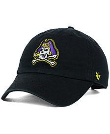 '47 Brand East Carolina Pirates NCAA Clean-Up Cap