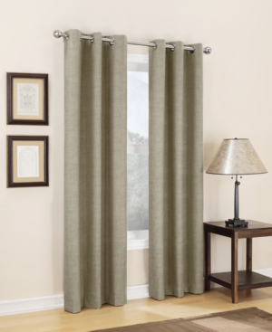 "Closeout! Sun Zero Oscar Thermal Lined 40"" x 63"" Panel Beddi"