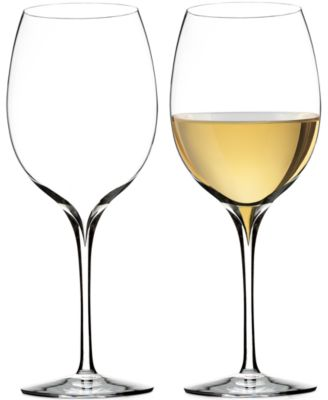 Elegance Pinot Gris/Grigio Wine Glass Pair