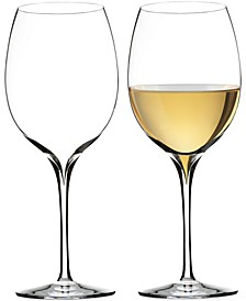 Waterford Pinot Gris/Grigio Wine Glass Pair