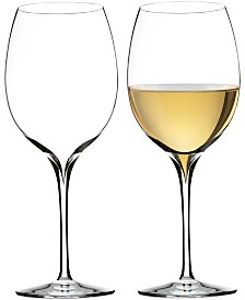 Waterford Elegance Pinot Gris/Grigio Wine Glass Pair