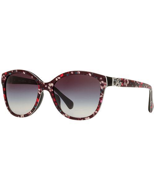 Dolce & Gabbana Sunglasses, DG4162PF