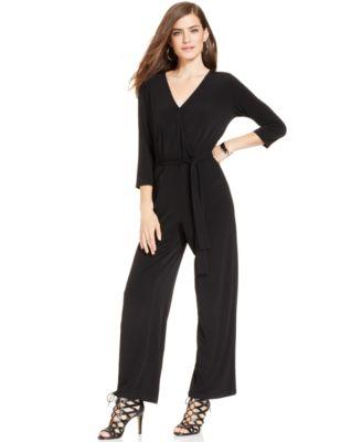 Petite Jumpsuits & Rompers - Macy's