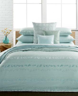 calvin klein nightingale bedding collection 100 cotton