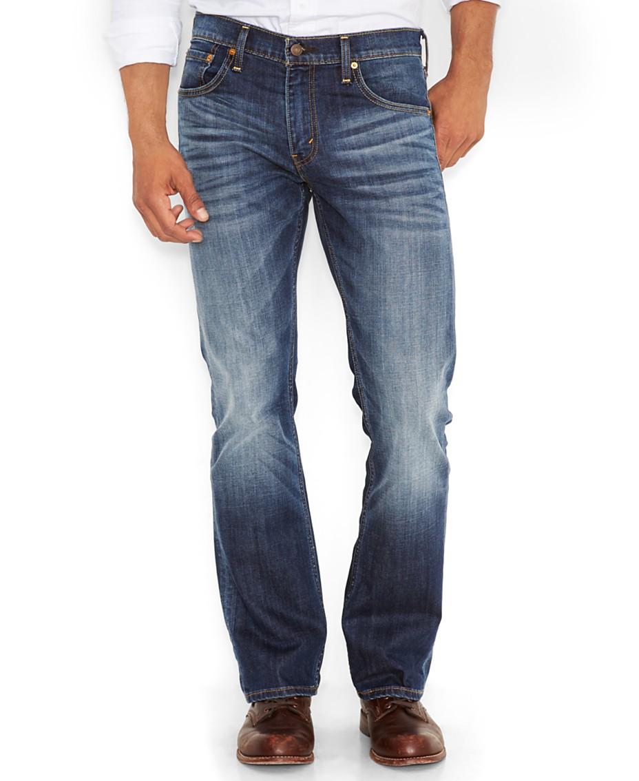 7c217c1cd48 Levi's 527™ Slim Bootcut Fit Jeans & Reviews - Jeans - Men - Macy's