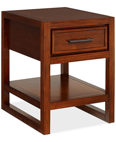 Battery Park End Table Created For Macys
