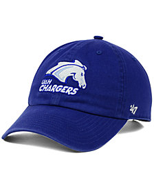 '47 Brand Alabama Huntsville Chargers NCAA Clean-Up Cap