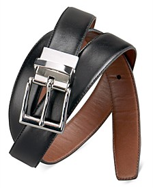 Men's Belt, Belt Reversible Leather Belt