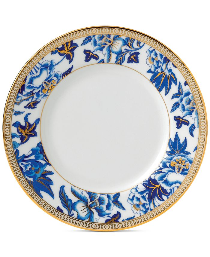 Wedgwood - Hibiscus Appetizer Plate