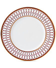 Wedgwood Renaissance Red Dinner Plate