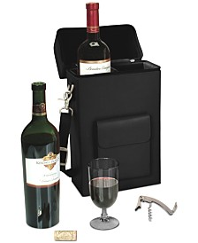 Royce New York Double Wine Carrying Case