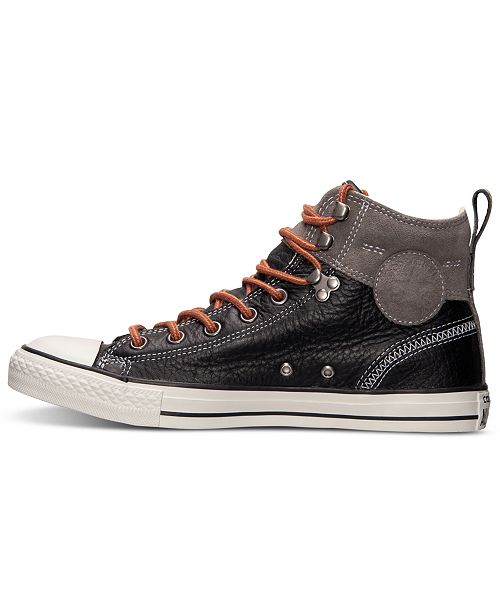 6634a3862ee7 ... Converse Men s Chuck Taylor All Star Hiker 2 Sneakers from Finish ...