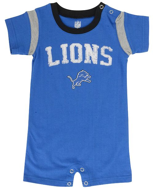 4c74590c Outerstuff Babies' Detroit Lions Old School Creeper & Reviews ...