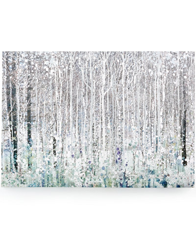 Graham & Brown Watercolor Woods Canvas Print
