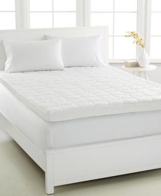 dream science 4u0027u0027 memory foam mattress toppers venttech ventilated foam