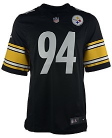 Men's Lawrence Timmons Pittsburgh Steelers Limited Jersey