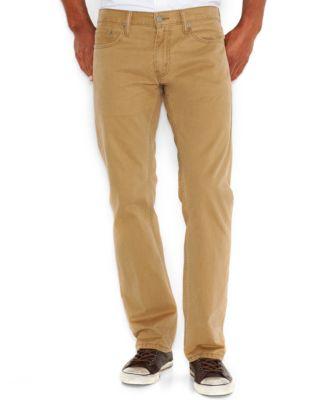 Twill Pants For Men SJuvA8h1