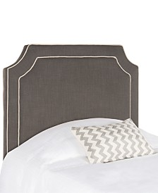 Corinth Upholstered Headboard - Twin, Quick Ship