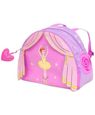 Kidorable Little Girls' Ballet Backpack - Accessories & Backpacks ...