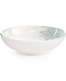 MADHOUSE by Michael Aram Ocean Melamine Coral Cereal Bowl