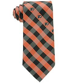 Philadelphia Flyers Checked Tie
