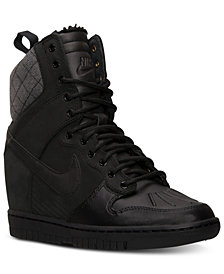 Nike Women's Dunk Sky Hi 2.0 Sneakerboot from Finish Line