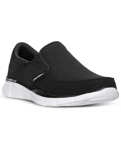 Skechers Men's Equalizer - Persistent Walking Sneakers from Finish Line