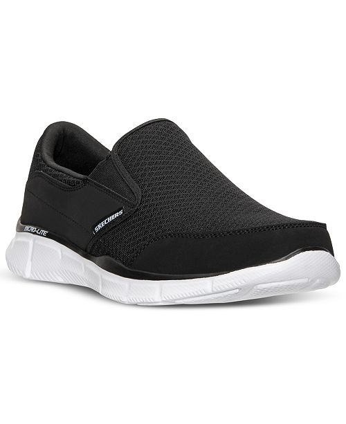 ... Skechers Men s Equalizer - Persistent Walking Sneakers from Finish ... 445c55227b