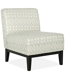 Peekskill Fabric Accent Chair