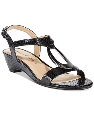 carmeyy wedge sandals only at macy s