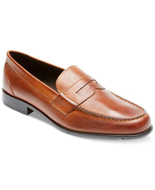 7bdec0ba0e8 Rockport Men s Classic Penny Loafer   Reviews - All Men s Shoes ...