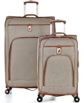 London Fog Closeout Cambridge Spinner Luggage Amp Reviews