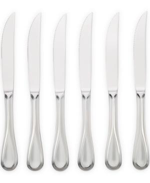Mikasa Set of 6 Bravo Steak Knives