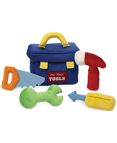 Gund Baby My First Toolbox Playset Toy Toys Amp Games