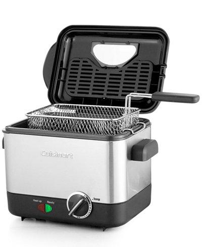 Cuisinart CDF-100 Deep Fryer, Compact