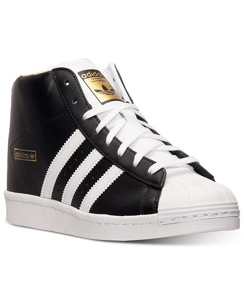 ... adidas Women s Superstar Up Casual Sneakers from Finish Line ... 4b2bbb743