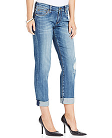 Kut from the Kloth Petite Catherine Boyfriend Jeans