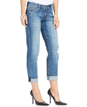 Kut From The Kloth  KUT FROM THE KLOTH PETITE CATHERINE BOYFRIEND JEANS