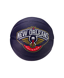 Spalding New Orleans Pelicans Size 3 Primary Logo Basketball