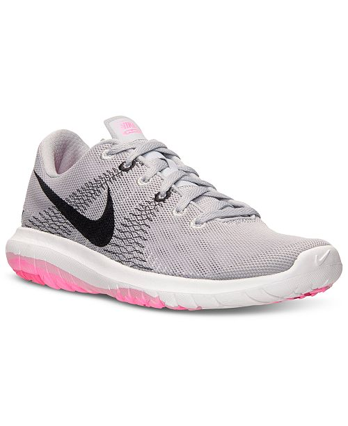 Nike Women s Flex Fury Running Sneakers from Finish Line - Finish ... 906e11a2b3