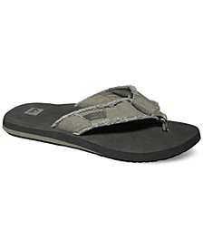 Monkey Abyss Sandals